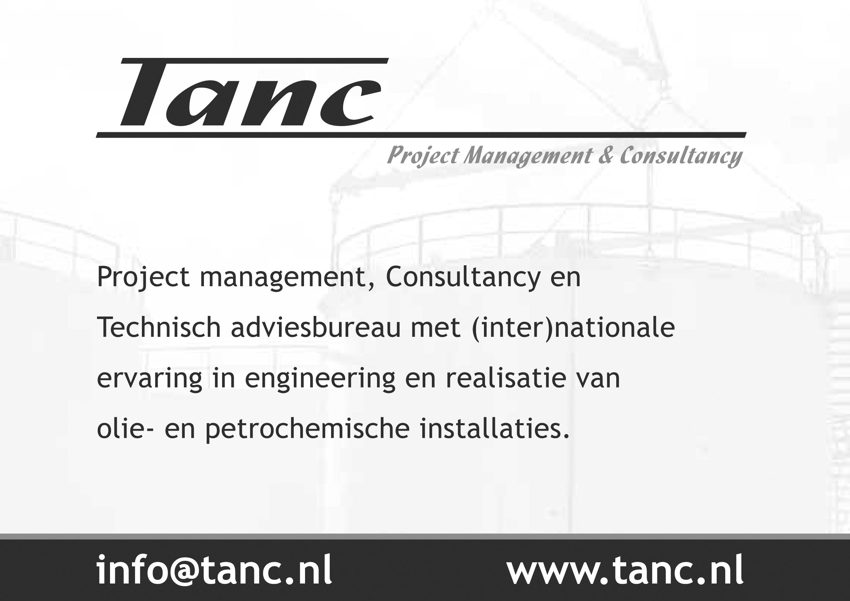 Tanc Advertentie A5